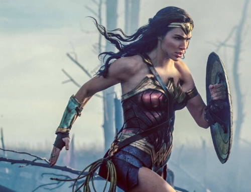 Why Wonder Woman Nearly Lost the Corner Office!