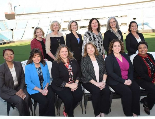 The Spring 2018 Landstar Link Features The Women's Leadership Forum